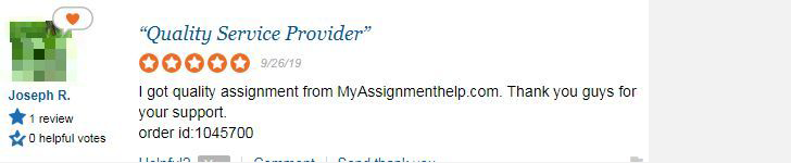 myassignmenthelp reviews on sitejabber