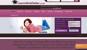 Courseworkonline.co.uk