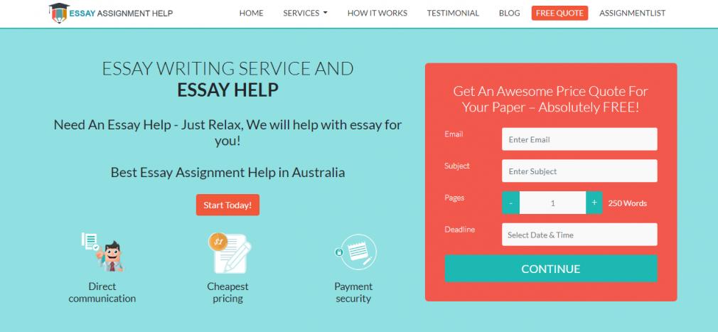 Essayassignmenthelp.com.au