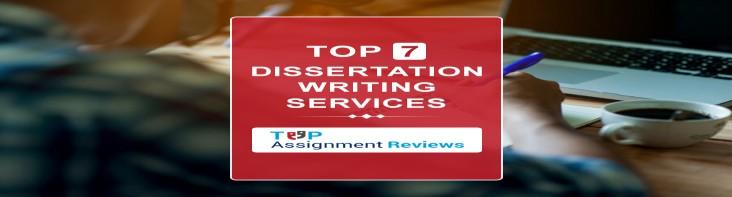 7 Best Dissertation Writing Services
